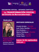 Charla transformacion digital